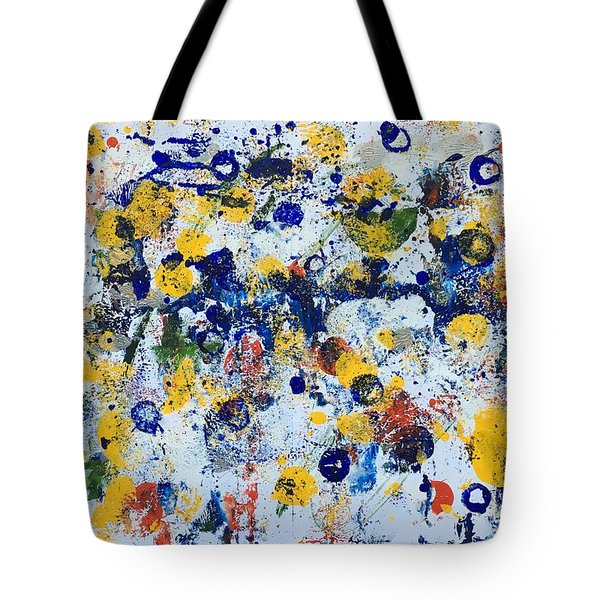 Michigan No 3 Tote Bag
