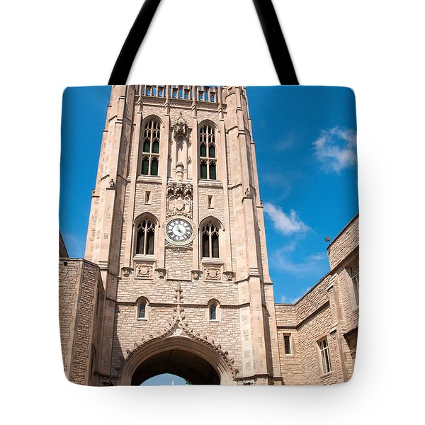 Memorial Union Mizzou Tote Bag