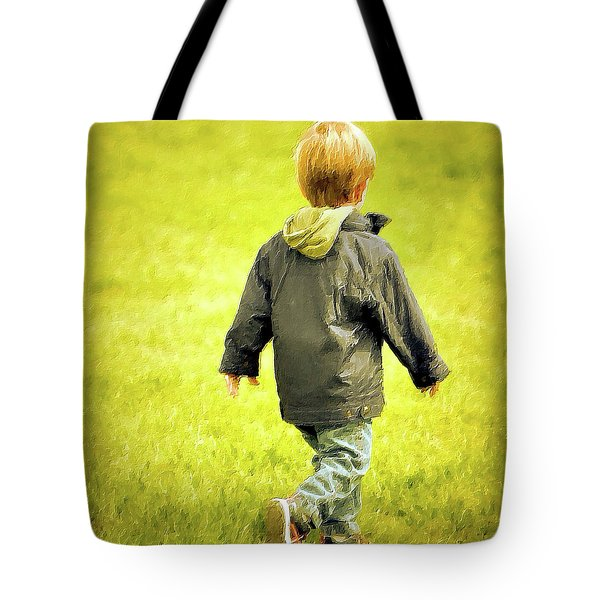 Tote Bag featuring the photograph Memories... by Barbara Dudley
