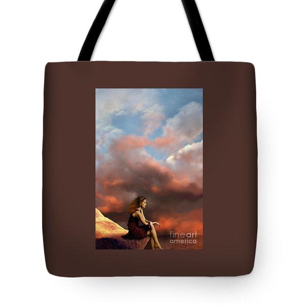 Memories Tote Bag by Corey Ford