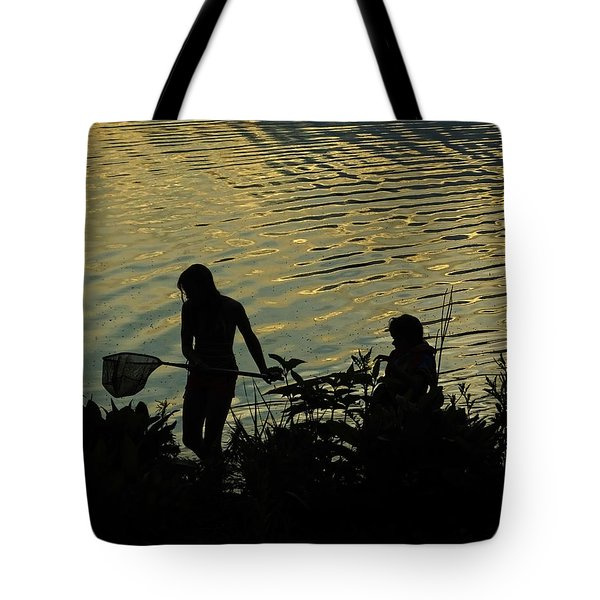 Tote Bag featuring the photograph Memories by Judy  Johnson