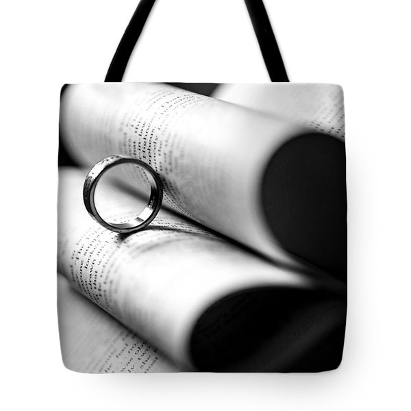 Memories Tote Bag by Martina Fagan