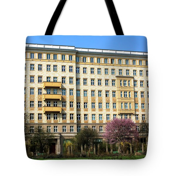 Tote Bag featuring the photograph Memories Of East Berlin by John Rizzuto
