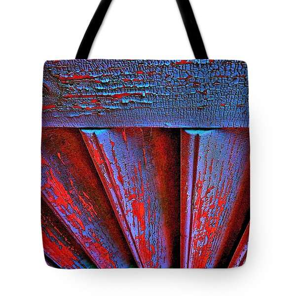 Tote Bag featuring the photograph Memories Of Nona by Danica Radman