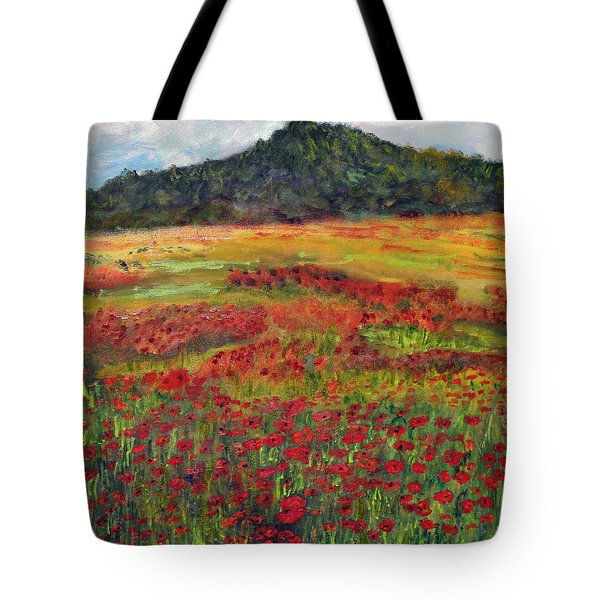 Memories Of Provence Tote Bag