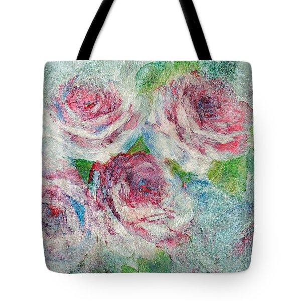 Memories Of Roses Tote Bag