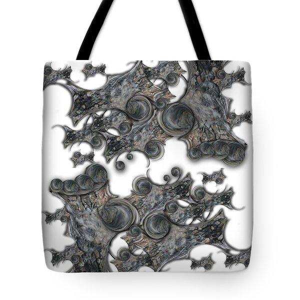 Memories Of Silent Creation Tote Bag