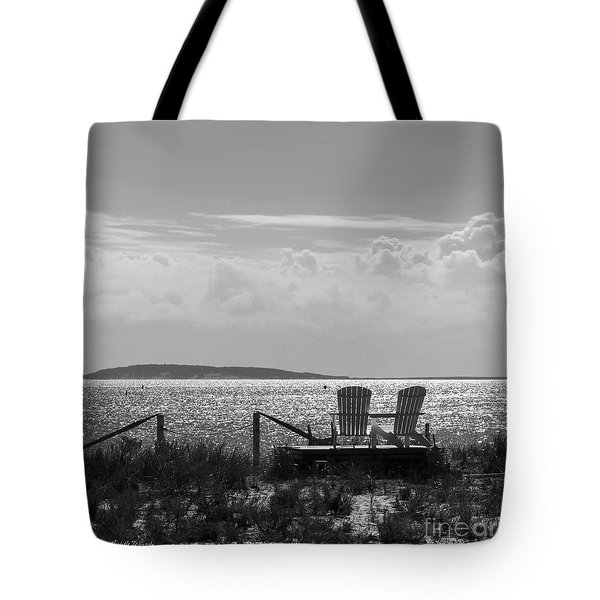 Tote Bag featuring the photograph Memories Of The Cape by Michelle Wiarda