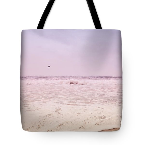 Tote Bag featuring the photograph Memories Of The Sea by Heidi Hermes