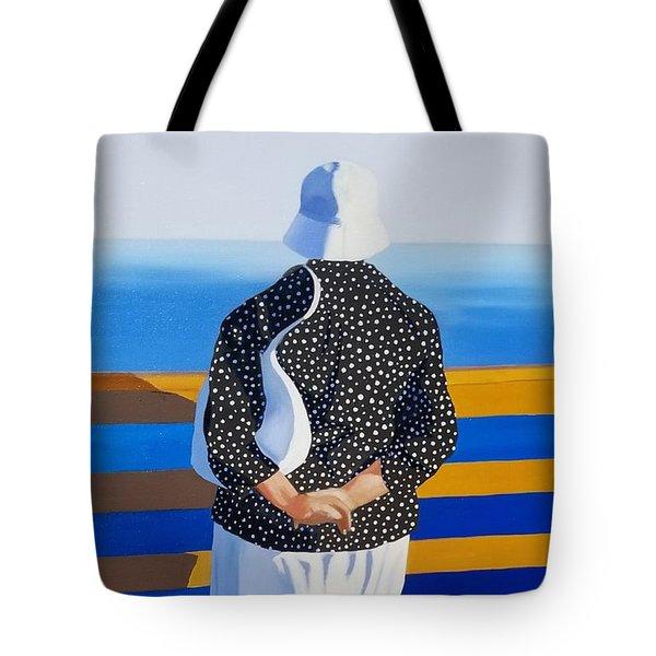 Memories Of The Sea Tote Bag