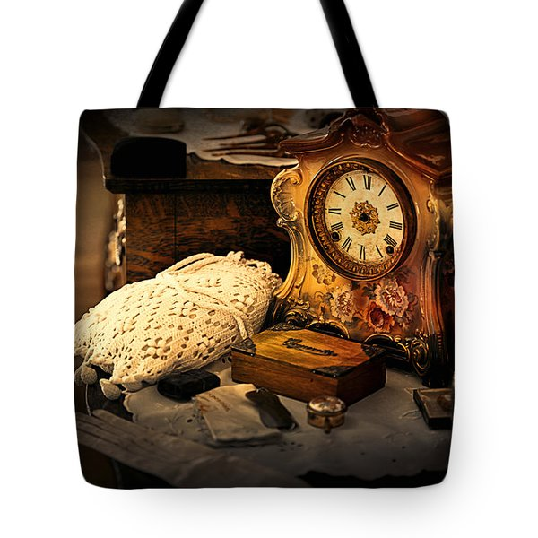 Memories Of Times Past  Tote Bag