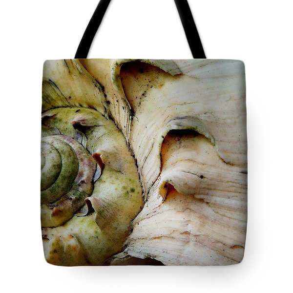 Memories Of Waves Tote Bag