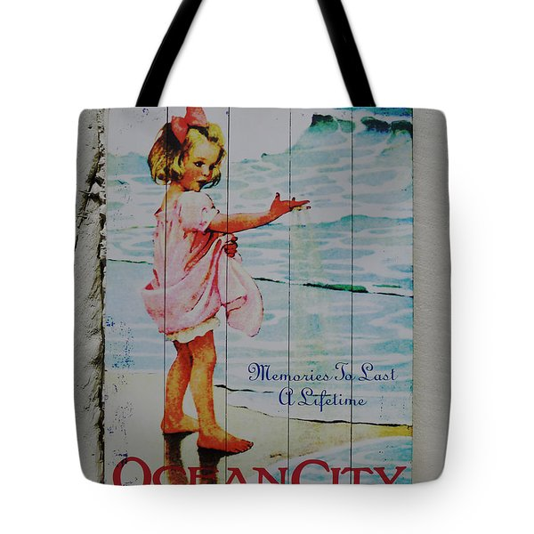 Memories To Last A Lifetime Tote Bag by Richard Reeve