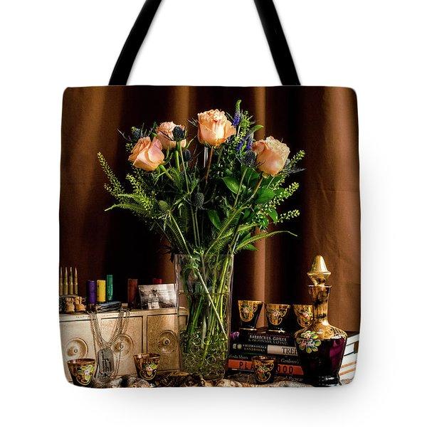 Memories Tote Bag by Wendy Blomseth