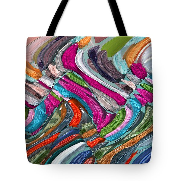Tote Bag featuring the digital art Memory 2251 by Brian Gryphon