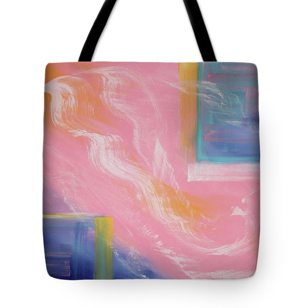 Remembering The Old House Tote Bag