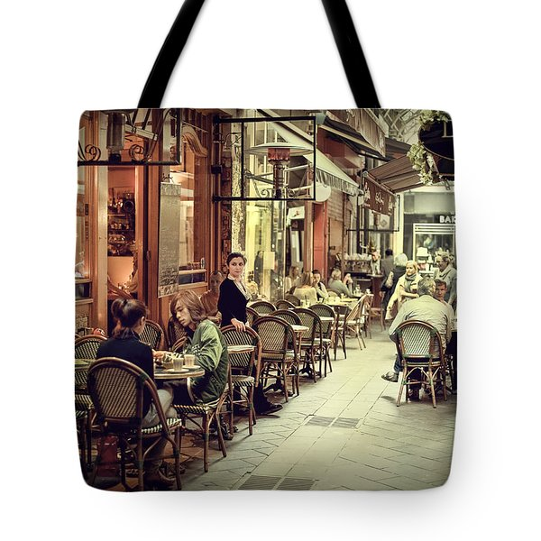 Memory Lane Arcanum Edition Tote Bag