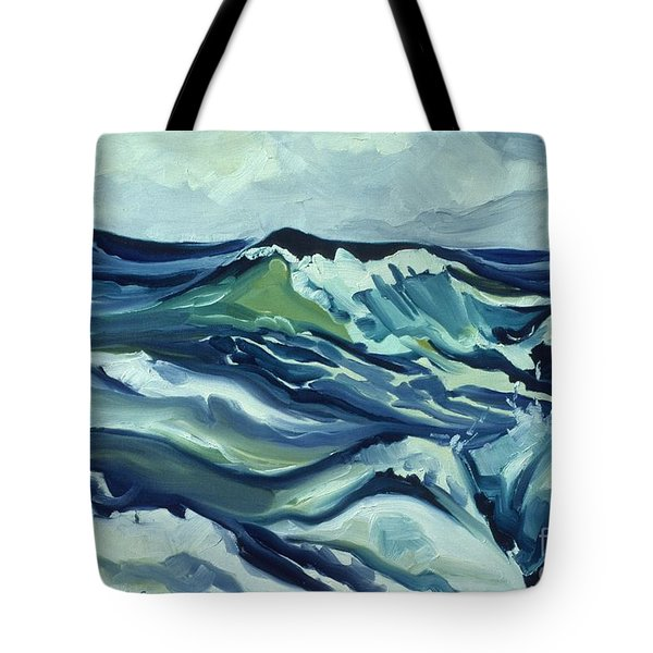 Memory Of The Ocean Tote Bag