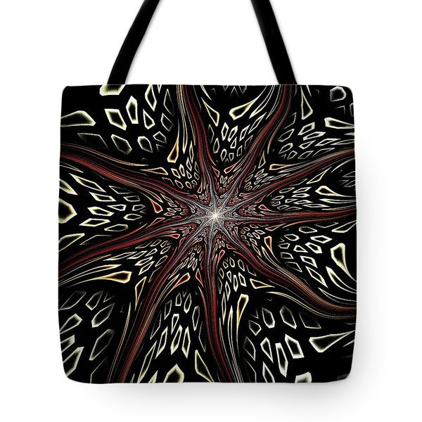 Tote Bag featuring the digital art Memory Pieces by Anastasiya Malakhova