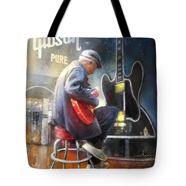 Memphis Nights 05 Tote Bag