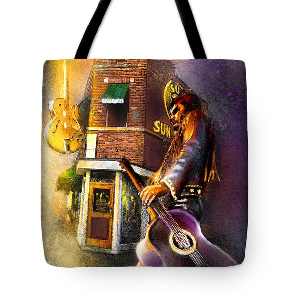 Memphis Nights 06 Tote Bag