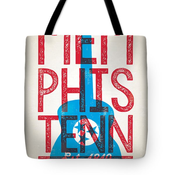 Memphis Tennessee - Home Of The Blues Tote Bag by Jim Zahniser