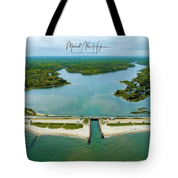 Menauhant Beach Tote Bag
