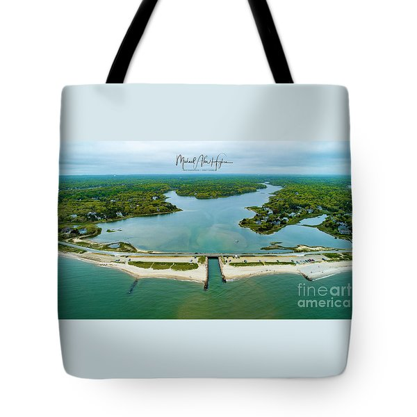Menauhant Beach Tote Bag