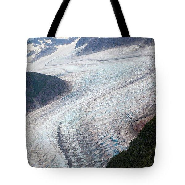 Mendenhal Glacier Tote Bag