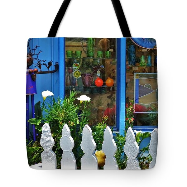 Mendocino Art Center Tote Bag