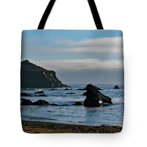 Mendocino Coast No. 1 Tote Bag