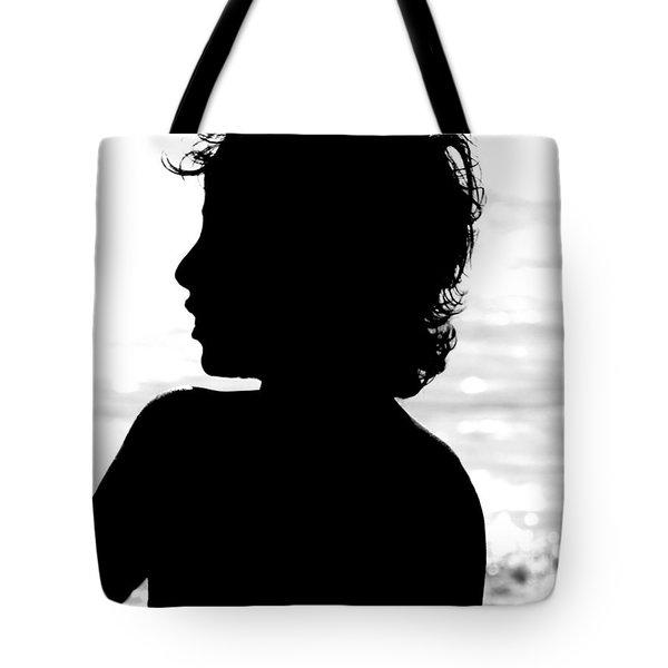 Menino Do Rio Tote Bag