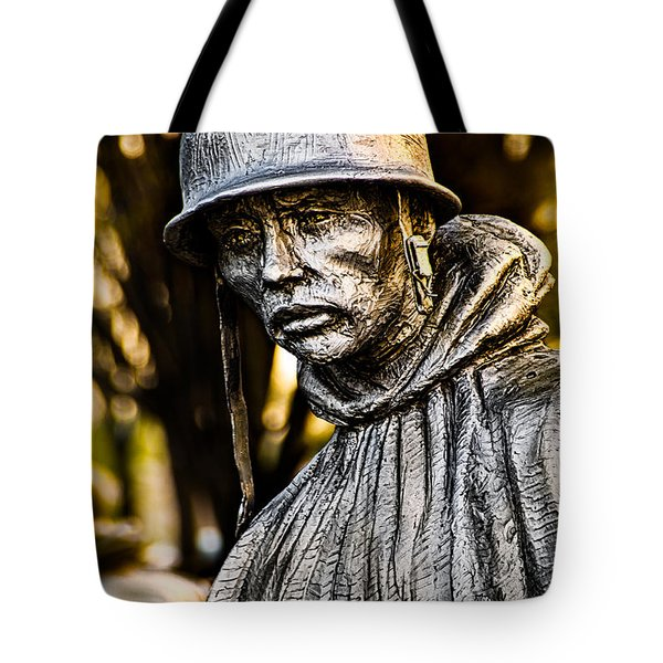 Mental Seclusion Tote Bag by Christopher Holmes