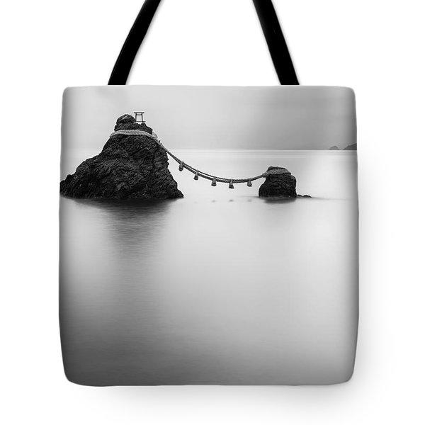 Meoto Iwa Tote Bag