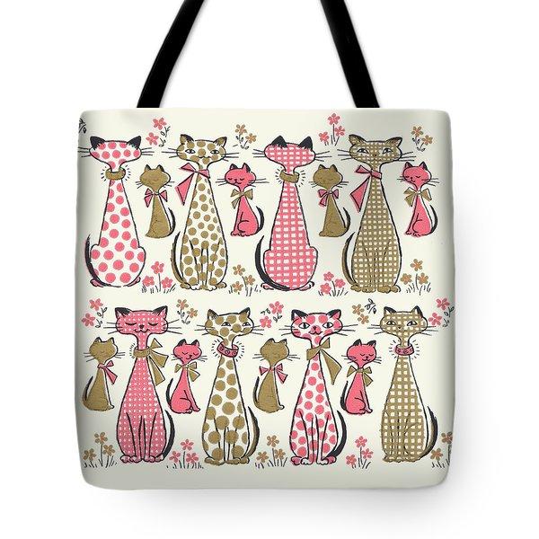 Meow... Tote Bag
