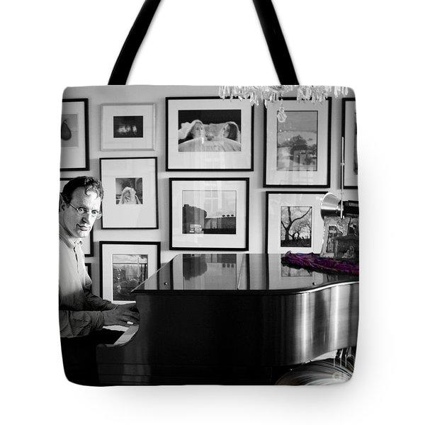 Mephistos Waltz Tote Bag by Madeline Ellis