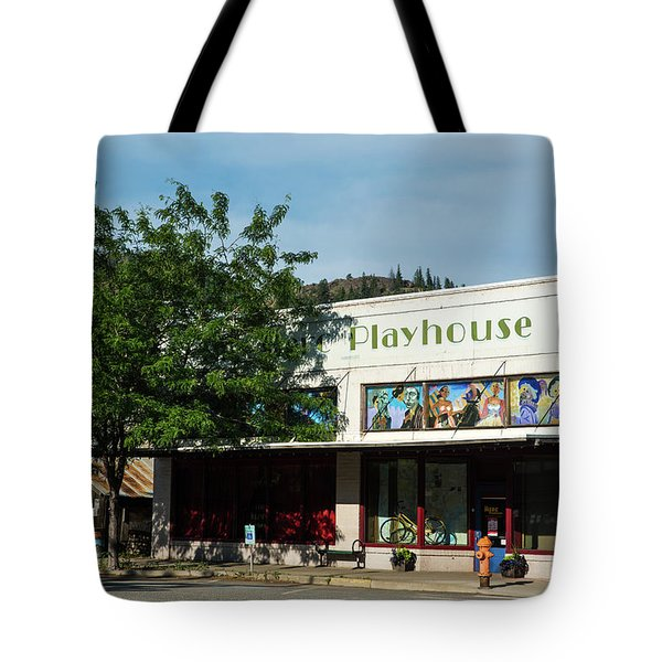 Merc Playhouse In Twisp Tote Bag