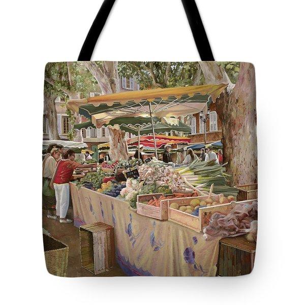 Mercato Provenzale Tote Bag