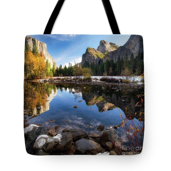 Merced Reflections Tote Bag