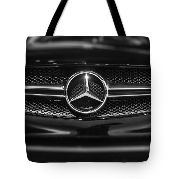 Mercedes Amg Tote Bag