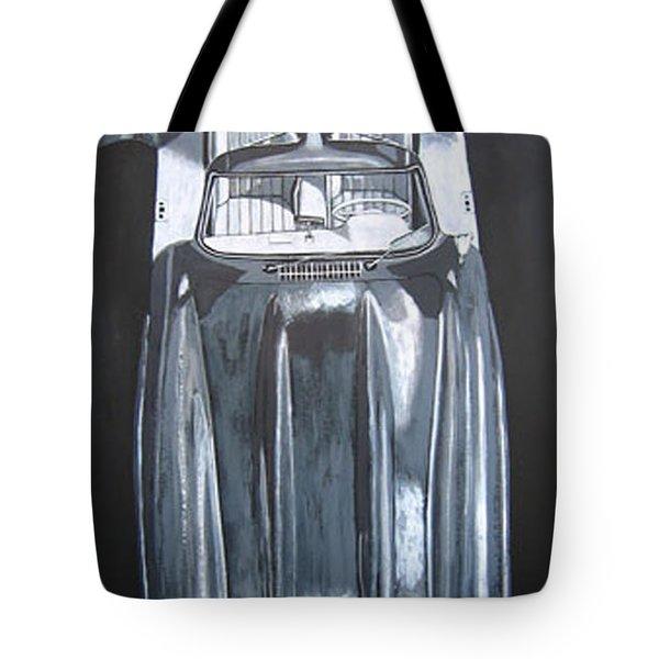 Mercedes Benz Gullwing Tote Bag