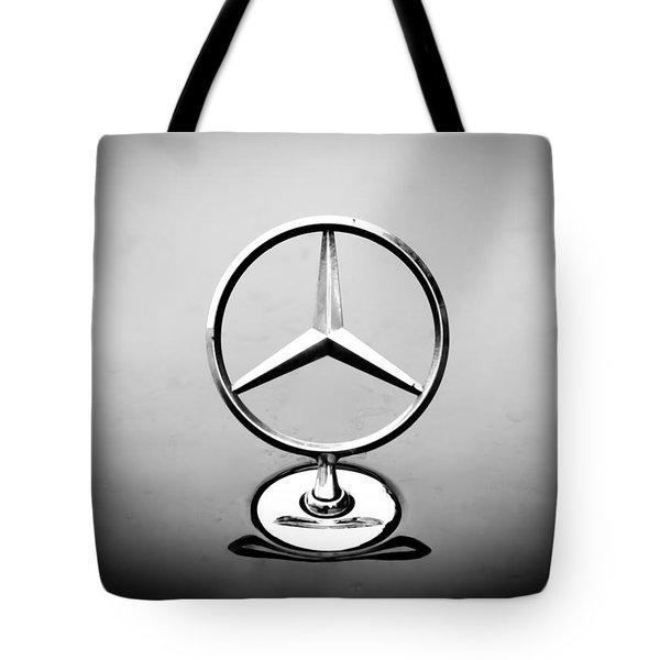 Mercedes Benz Logo Tote Bag