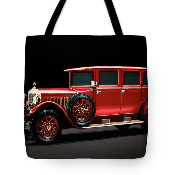 Mercedes-benz Typ 300 Pullman Limousine 1926 Painting Tote Bag