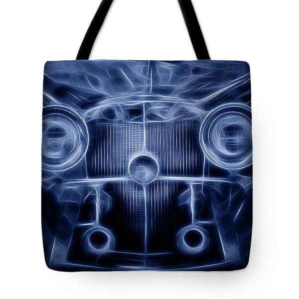Mercedes Roadster Tote Bag