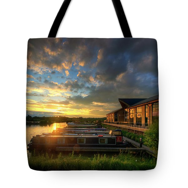 Tote Bag featuring the photograph Mercia Marina 10.0 by Yhun Suarez