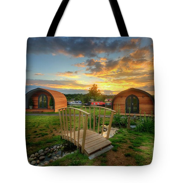 Tote Bag featuring the photograph Mercia Marina 12.0 by Yhun Suarez