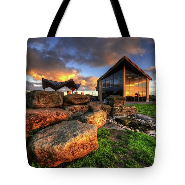 Tote Bag featuring the photograph Mercia Marina 15.0 by Yhun Suarez