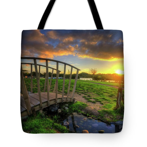 Tote Bag featuring the photograph Mercia Marina 16.0 by Yhun Suarez