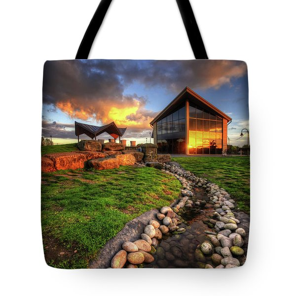 Tote Bag featuring the photograph Mercia Marina 17.0 by Yhun Suarez