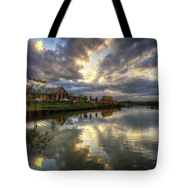 Mercia Marina 20.0 Tote Bag by Yhun Suarez